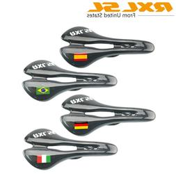 RXL SL Carbon Fiber Mountain Bike Saddles UD Gloss Surface F