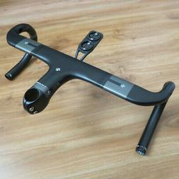 Carbon Fiber Road Bike Handlebar RXL SL Mount Integrated Han