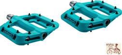 RaceFace Chester Pedal Turquoise, One Size