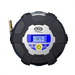 CoCocina Circular 12V Electric Car Air Compressor LED Light