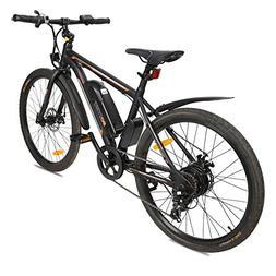 """ECOTRIC New City Travel 26"""" Electric Bike Mountain 350W Powe"""