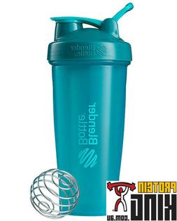 Blender Bottle Classic 28 oz. Shaker with Loop Top - Teal