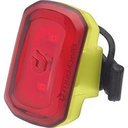 Blackburn Click Rear Light Hi Yellow, One Size