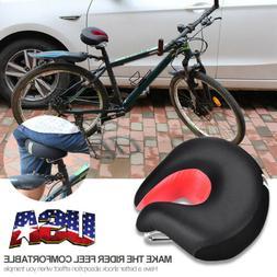 Comfort Wide Big Bum Bike Bicycle Cruiser Extra Sporty Soft