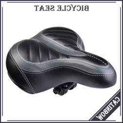 Comfort Wide Big Bum Mountain Bike Bicycle Saddle Cushion So