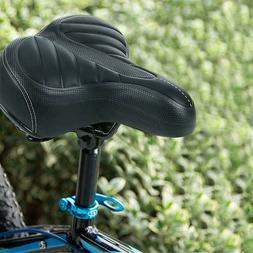 Comfort Wide Big Thicken Bike Bicycle Cruiser Sporty Soft Sa