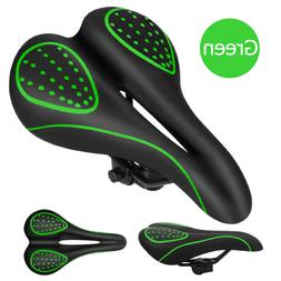 Comfort Wide Cruiser Bike Saddle Seat Soft Cushion Pad Breat