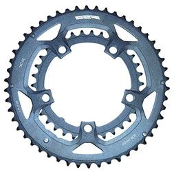 FSA Pro Compact 50/34 Double Road Bicycle Chainring Set, Mat
