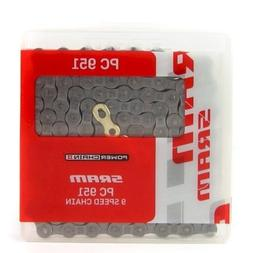 Bicycle Components & Part SRAM PC-951 BICYCLE BIKE CHAIN 9 S