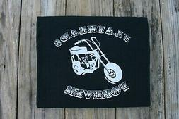 Cool vintage mini-bike Tee-shirt parts and accessories Cotto