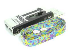 3ttt cork handlebar tape bar multicolor pastel padded vintag