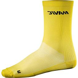 Mavic Cosmic High Socks Yellow Mavic, L - Men's
