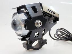 15W CREE U5 LED Spot Work Driving Fog Light Waterproof Alumi