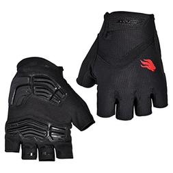 FIRELION Breathable Cycling Gloves  - Gel Pad Anti-Slip Shoc