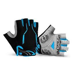 Cool Change Cycling Gloves Mountain Bike Gloves SBR Pad Shoc