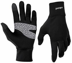 BOODUN Cycling Gloves Touch Screen Winter Windproof Gloves W