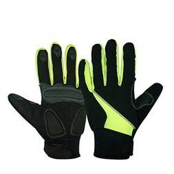 XY&CF Cycling gloves waterproof outdoor full finger thick me