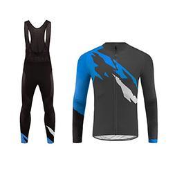Uglyfrog Cycling Jersey Long Sleeve Men MTB Bike Clothing Ro
