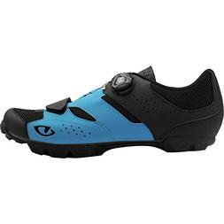 Giro Cylinder Cycling Shoes - Men's Blue/Black 45