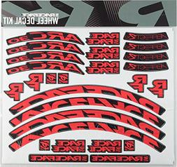 RaceFace Decal Kit for Arc 30 Rims and Aeffect R 30 Wheels,