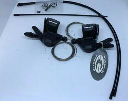 Shimano Deore 3x9 Shifter set SL-M590