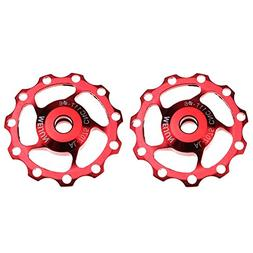 CYSKY Derailleur Pulley 11T Rear Derailleur Jockey Wheel Fit