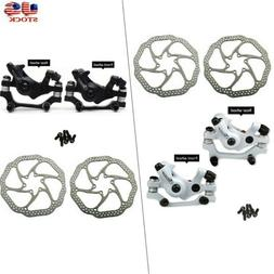 Disc Brakes Road/MTB Disc Brakes Mechanical Bike Parts Front
