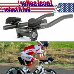 Bicycle Road Mountain Bike Alloy Triathlon Aero Rest Handle