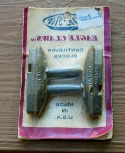 Eagle Claw Bicycle Brake Shoes Cantilever Blocks