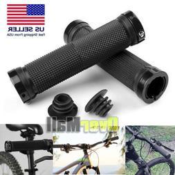 Ergonomic Rubber MTB Mountain Bike Bicycle Handlebar Grips C
