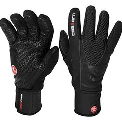 Castelli Estremo Gloves Black, M - Men's