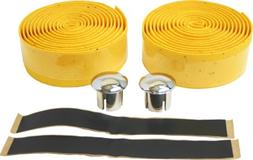 DUO Bicycle Parts Eva Cork Tape for Handle Bar, Gold