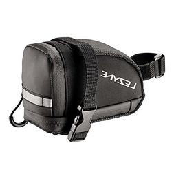 Lezyne Ex Caddy Expandable Bicycle Seat Bag, Black