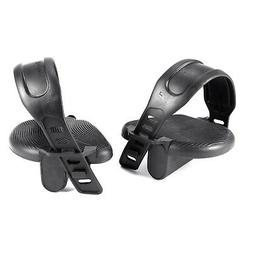 Exercise Bike Pedals Broad Pedals For Exercise Bikes 2PCS 1/