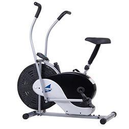 Body Rider Exercise Upright Fan Bike  Stationary Fitness/Adj