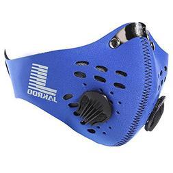 Filter Neoprene Dustproof Mask Pollution Mask Added Activate