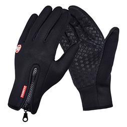 Full Finger Gloves Touchscreen Winter Outdoor sports Windpro