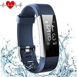 Kybeco Fitness Tracker, Elegant Waterproof Heart Rate Monito