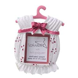 Frame - Baby Clothes Shape Lovely Photo Frame Born Perfect S