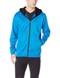 Alpinestars Men's Freemont Hooded Zip Sweatshirt, Blue/Black
