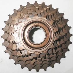 LX FREEWHEEL 6-SPEED BICYCLE BIKE PARTS 51-15