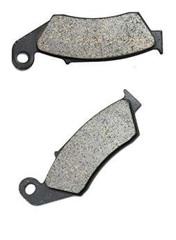 CNBK Front Brake Pads Semi-Metallic for YAMAHA Dirt Bike YZ4