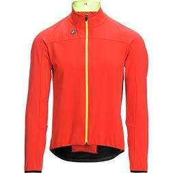 Giordana Fusion Winter Jacket - Men's Red/Yellow, 3XL