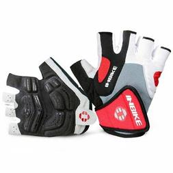 INBIKE 5mm Gel Pad Half Finger Bike Bicycle Cycling Gloves R