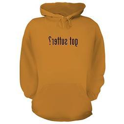 BH Cool Designs got Sutter? - Graphic Hoodie Sweatshirt, Gol