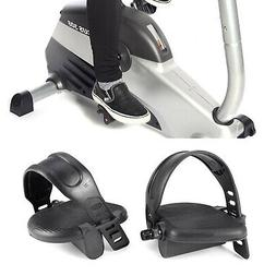 Bicycle Pedals Exercise Bike Pedals 2PCS Gym Bicycle Pedal F