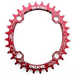 zeker HemeraPhit MTB Crankset Chainwheel Chainring Aluminum