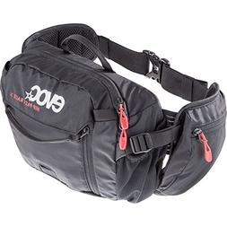 Evoc Hip Pack Race 3L, Hip bag, Black - No Bladder