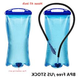 Hydration Bladder 2 Liter Leak Proof Water Reservoir Militar