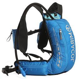 MIRACOL Hydration Vest Backpack 2L BPA FREE Bladder Keeps Li